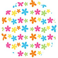Flowers: Free Printable Frames, Toppers or Labels. - Is it for PARTIES? Is it FREE? Is it CUTE? Has QUALITY? It´s HERE! Oh My Fiesta!