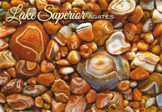 Lake Superior Agates from Minnesota
