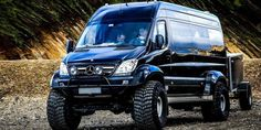 Mercedes Sprinter 4x4 Off Road .     Win or Fail ?! - I think its an Epic WIN ! - Off-roading