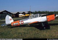 De Havilland Canada DHC-1 Chipmunk T20, P-137, Royal Danish Air Force