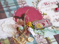 """Задание """"Скетч #34"""". Елена Потемкина Scrap, Sketches, Gift Wrapping, Club, Top, Gifts, Inspiration, Design, Drawings"""
