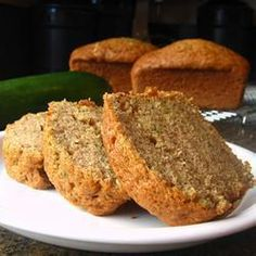Le gâteau aux zucchinis de maman -Miammm