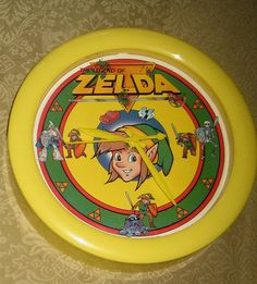 Vintage Legend of Zelda Clock by Avane Art and Anime, via Flickr