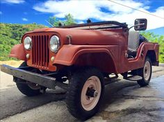 1966 CJ-5 Jeep - Photo submitted by Rafy Santiago Segarra.