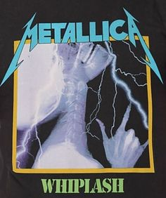 Metallica - Whiplash