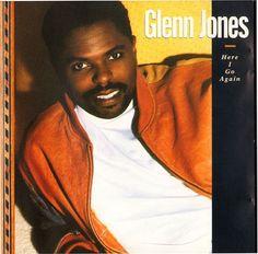 Album: Here I Go Again by Glenn Jones