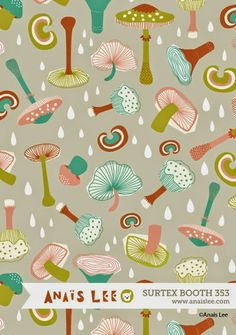 print & pattern: SURTEX 2014 - flyers part five
