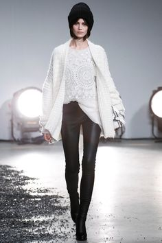 Zadig & Voltaire | Fall 2014 Ready-to-Wear Collection | Style.com