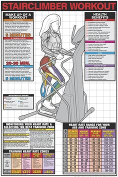 stairclimber workout