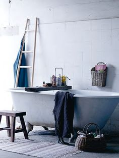 Scandinavian and industrial touch