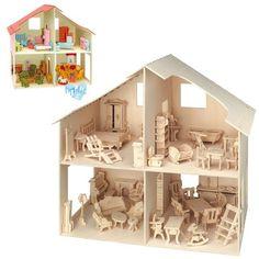 casa delle bambole rachele