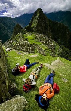 Funny pictures about The Magnificent Machu Pichu. Oh, and cool pics about The Magnificent Machu Pichu. Also, The Magnificent Machu Pichu. Machu Picchu, Huayna Picchu, Places Around The World, Places To See, Oh The Places You'll Go, Around The Worlds, Dream Vacations, Vacation Spots, Peru Vacation