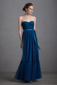 My kind of dress! Niceties Dress, Bhldn.