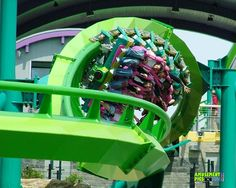 Hydra, The Revenge at Dorney Park  Wildwater Kingdom