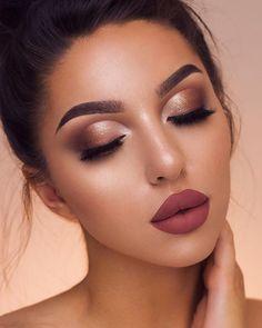 IG: swetlanapetuhova   #makeup #beautymakeuplipstick