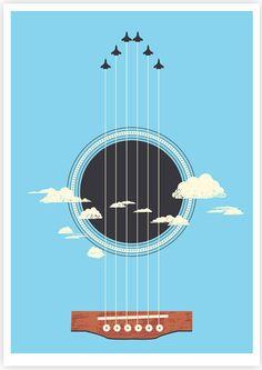 Sky Guitar | Tang Yau Hoong