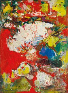 Hans Hofmann - Summer Glory, 1944.