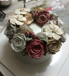 Cha's Flower cake NO.1