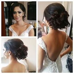 30 Awesome Hairstyles 2015 Collection by Shamalah Hairstylist #hairstyles2015 #weddinghairstyles #shamalahhairstylist