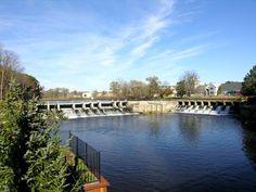 Rockford MI dam