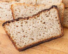 Chleb ukraiński Banana Bread, Baking, Dom, Breads, Desserts, Bread Rolls, Tailgate Desserts, Deserts, Bakken