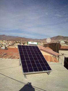 Panel  QS solar de 260W