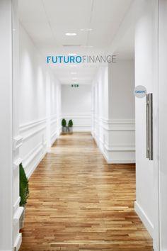 saluda|doktor - Projekt - Wnetrza biura Futuro Finance we Wroclawiu