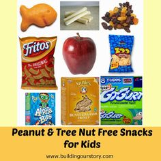 Snacks can often be a big part of your child's diet, so it's important that most of the snacks you give him or her are ones you feel good about.