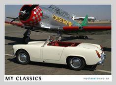 1962 AUSTIN HEALEY SPRITE MK 11  classic car