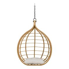 Onion hanging chair natural R5 999