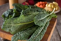 Kale, a leafy green is one of the healthiest vegetables on the planet!