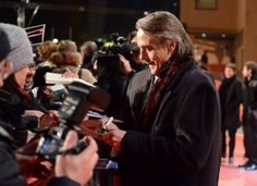 Jeremy Irons attending the 63rd annual Berlinale International Film Festival - Night Train To Lisbon Premiere.Picture copyright by PhotoFactory / PRPhotos.com.