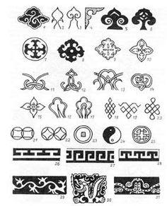 mongolian national ornaments pdf - Hledat Googlem