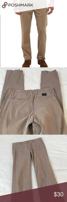 "AG Lux Tailored Trouser Khaki Pants 33"" inseam. Khaki color. Lux khaki Trouser. Relaxed waistline with a tailored leg. Excellent condition. Similar to a chino pant. Bundle 2+ items for a discount AG Adriano Goldschmied Pants Chinos & Khakis"