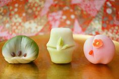 Wagashi: pine、bamboo、Japanese apricot winter, snow, season, seasons, the real japan, real japan, japan, japanese, guide, resource, tips, tricks, information, community, adventure, explore, trip, tour, vacation, holiday, planning, travel, tourist, tourism, backpack, hiking http://www.therealjapan.com/subscribe/