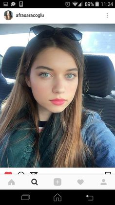Are you finding Height, Weight, Wiki, Age, Family Biography etc of Afra Saraçoglu? Turkish Fashion, Turkish Beauty, Stylish Girls Photos, Girl Photos, Beautiful Girl Image, Beautiful Eyes, Hottest Female Celebrities, Celebs, Actrices Hollywood