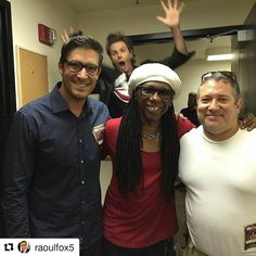 Too cute! #PaperGodsTour2016 ****#Repost @raoulfox5 with @repostapp ・・・ That one…