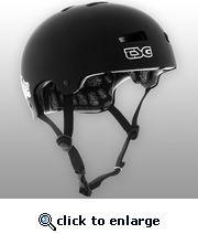 TSG Kraken Flat Black Longboard Skateboard Helmet  $47.95 free shipping