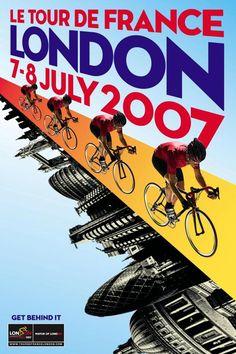 Tour de France, London, 2007