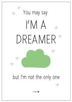 Dreamer   Elske   www.elskeleenstra.nl   #imagine