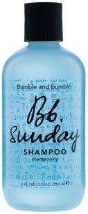 our hard water is killing my hair. going to try Bumble and Bumble Sunday Shampoo - to rid hair of product residue, hard water minerals, pollutants - every week. Sephora, Bumble And Bumble Sunday Shampoo, Best Clarifying Shampoo, Nourishing Shampoo, Brassy Hair, Hair Fixing, Lazy Hairstyles, Best Detox, Best Shampoos