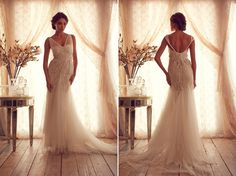 anna campbell wedding gowns32 Anna Campbell Gossamer 2013 Made To Measure Collection