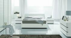 Modern Beds for Contemporary Bedrooms from SMA