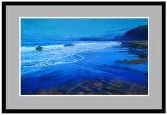 Acrylic on gesso panel 610mm x 345mm #northdevon #bucksmills #northdevoncoast #surfing North Devon, Surfing, Coast, Waves, Brown, Outdoor, Plastering, Outdoors, Surf