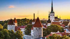 Tallinn - die 100 schönsten Orte mit dem Wohnmobil