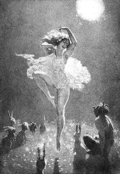 Audience - Norman Lindsay