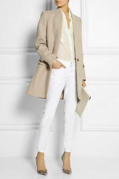 Look Fashion, Winter Fashion, Fashion Outfits, Womens Fashion, Woman Outfits, Mantel Styling, Mantel Outfit, Coats For Women, Jackets For Women