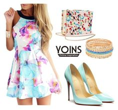 """""""Yoins Contest"""" by tania-alves ❤ liked on Polyvore"""