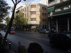 Πίσω στα παλιά : Παλιά σπίτια στα Πατήσια Street View