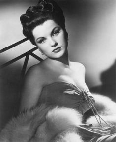 "Debra Paget (August 19th 1933 -). American actress and entertainer who rose to prominence in the 1950's and early 1960's in a variety of feature films, including 20th Century Fox's epic ""Demetrius and The Gladiators"", starring Victor Mature, Jay Robinson and Susan Hayward, a sequel to ""The Robe"". She also appeared in ""Love Me Tender"", the film début of Elvis Presley."